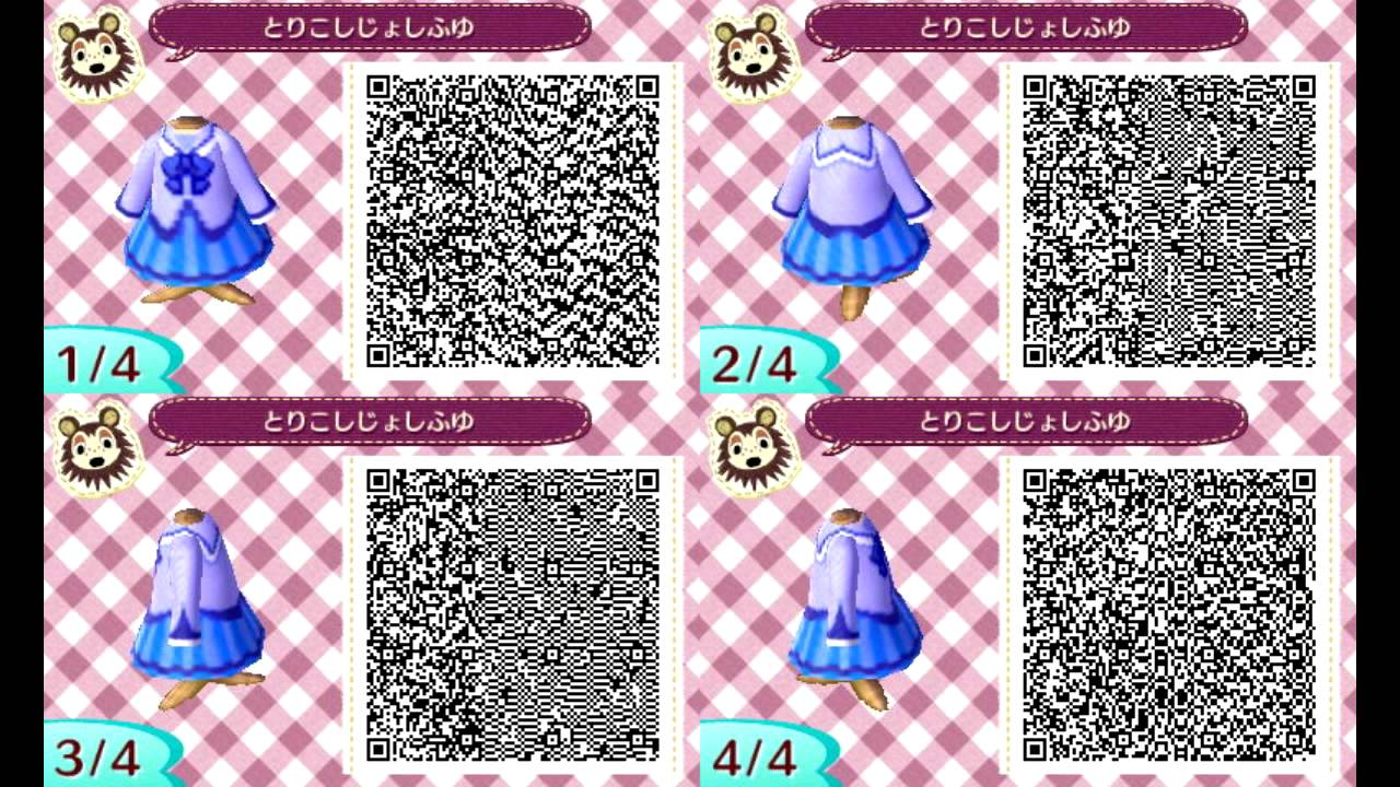 Animal crossing new leaf qr codes precure edition doovi Boden qr codes animal crossing new leaf
