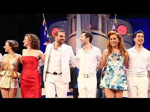Premiere von ICH WAR NOCH NIEMALS IN NEW YORK - Udo Jürgens´ Musical jetzt in Berlin