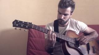 André Santos - I'm Getting Sentimental Over You (George Bassman/Ned Washington)