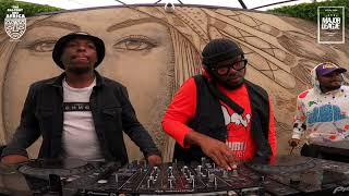 Amapiano Live Balcony Mix Africa B2B De Mthuda | S2 | EP3