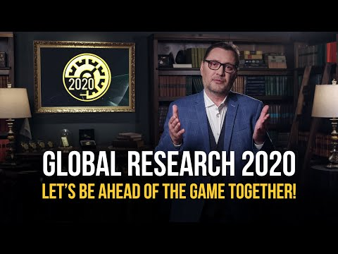 Global Research 2020: moving towards the new heights together!