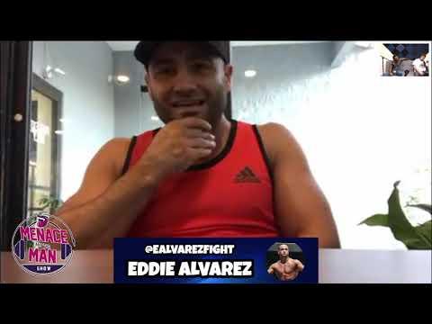 Eddie Alvarez talks One Championship, Colby Covington, Kamaru Usman, streets fights & more.