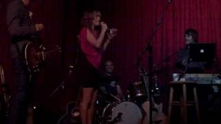 Boomkat, featuring Taryn Manning - Hotel Cafe - Stomp & The Wreckoning
