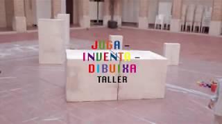 JIA 01 -Taller: Juga/Inventa/Dibuixa-