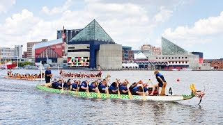 2014 Catholic Charities Dragon Boat Races
