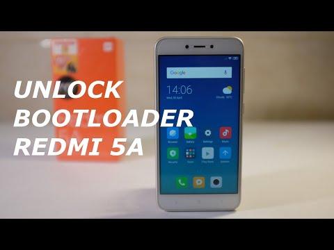cara-unlock-bootloader-xiaomi-redmi-5a