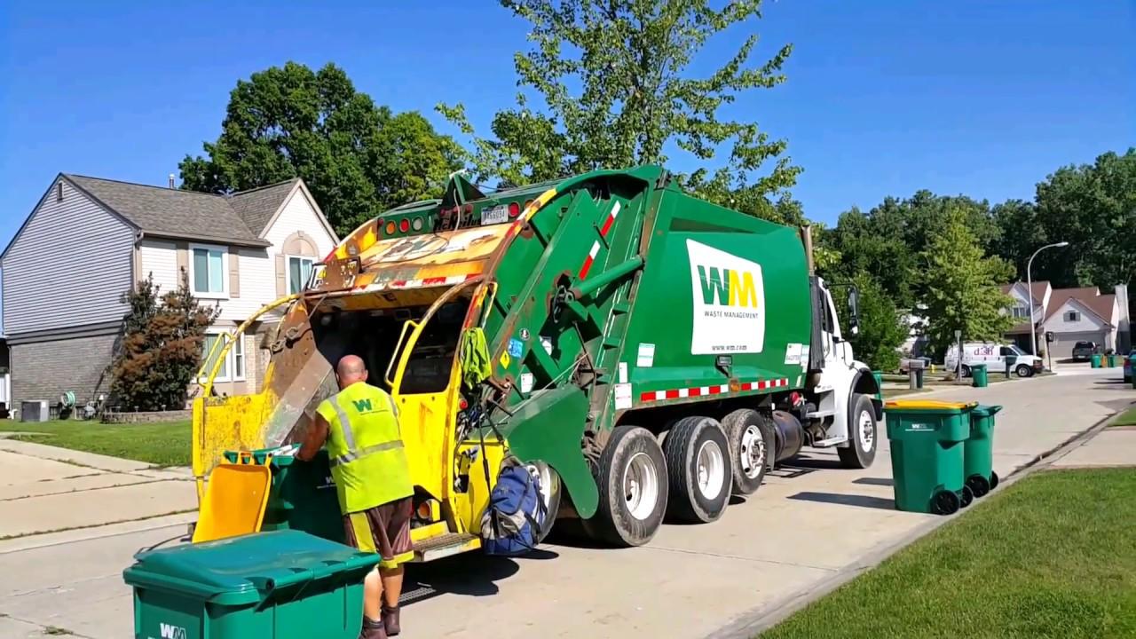 waste management  detroit south   area disposal