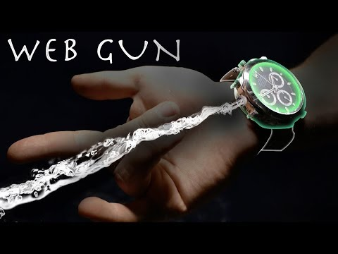 make-a-spider-man-web-shooter-wrist-watch-edition!!!