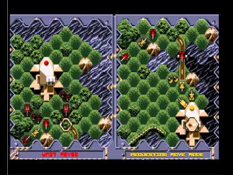 Top 20 - Amiga by Continental Europe: Battle Isle