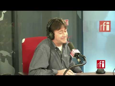 Andrea Motis en RFI con Jordi Batalle