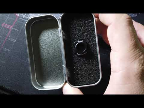 Ulanzi Wide Angel Lens For DJI Osmo Pocket Review