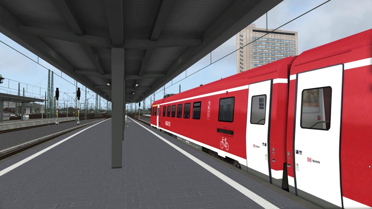 Download BR 612 nach Saarbrücken
