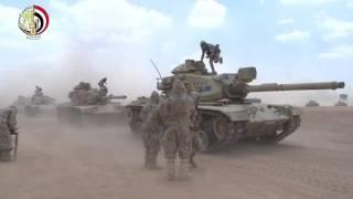 شاهد.. قدرات الجيش المصري