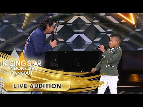 Keren! Alwiansyah \u0026 Pasha Nyanyi [Pangeran Dangdut]    Live Audition   Rising Star Indonesia Dangdut indir