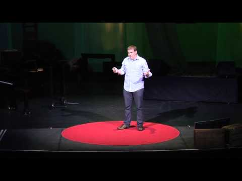 TEDxAsheville - Adam Baker - Sell your crap. Pay your debt.