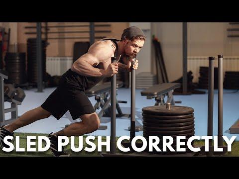 Sled Push