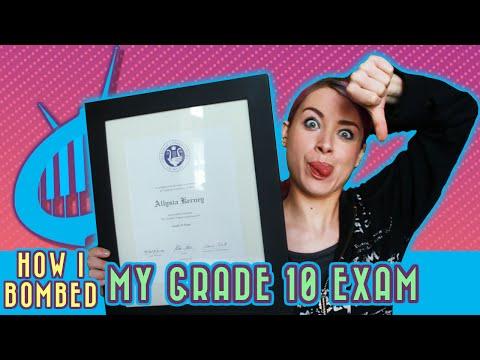 How I (almost) Failed My RCM Grade 10 Exam