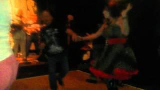slick 50 is a band at viva las vegas rockabilly