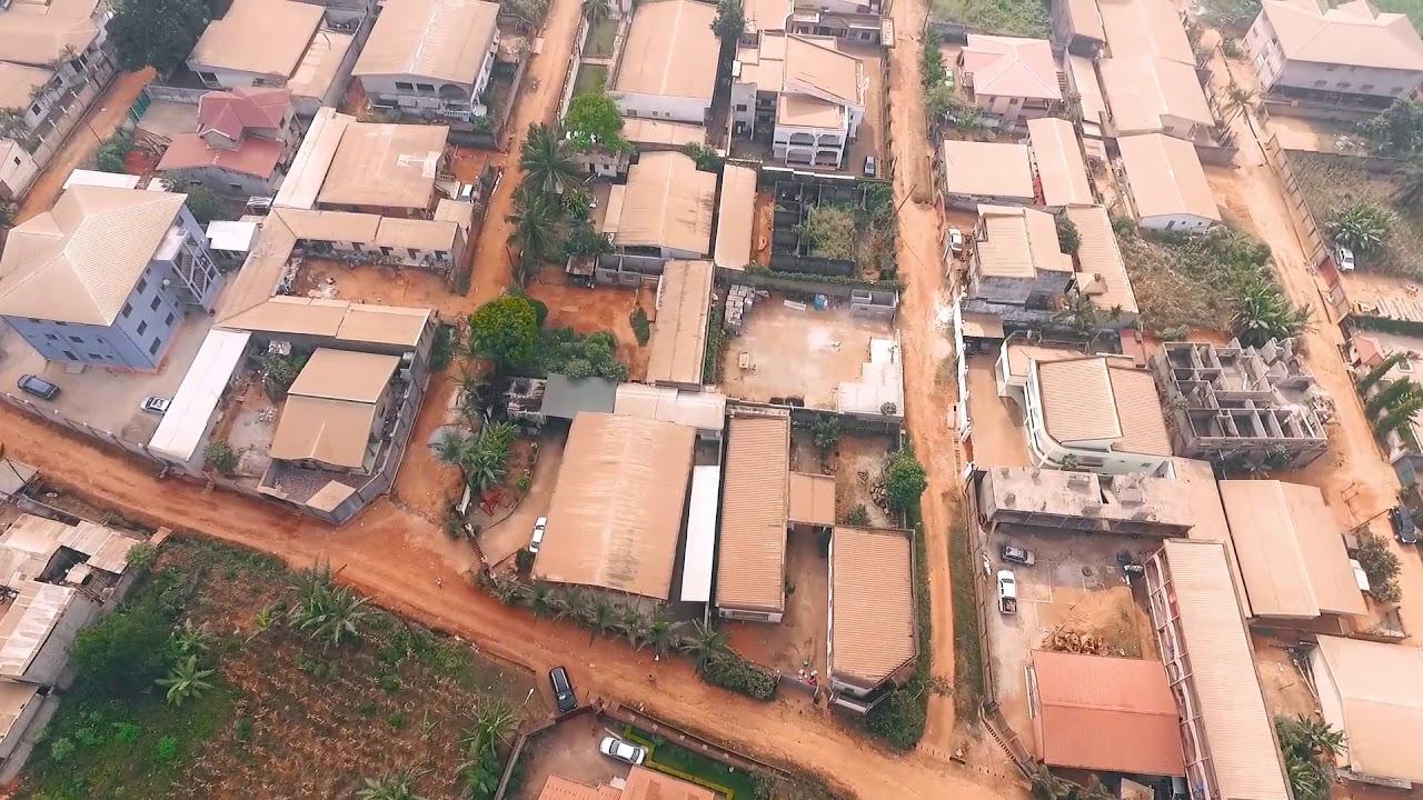 Yaounde Cameroun Quartier Odza 2