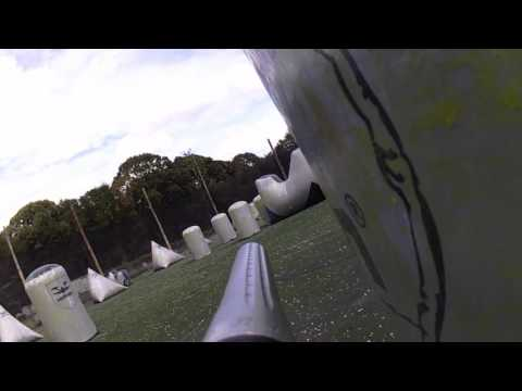9/18/16 at one nation paintball,  2 on 2 with troy