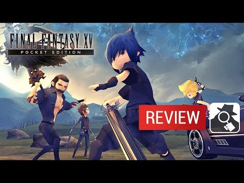 FINAL FANTASY XV: POCKET EDITION | AppSpy Review