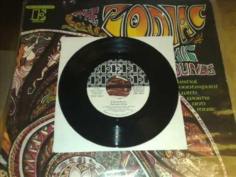 The Zodiac - Cosmic Sounds: Cancer The Moonchild