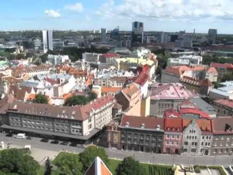 Tallinn Old Town Panoramas: how it was made