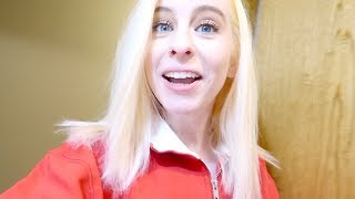 i fixed my hair!! iM BLONDEEEE!!!