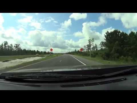 Florida Highway State Road 23 September 2015
