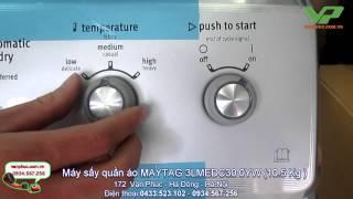 Máy sấy quần áo MAYTAG 3LMEDC300YW (10.5 Kg)