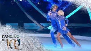 John Kelly schwebt über die Eisfläche! | Dancing on Ice | SAT.1 TV