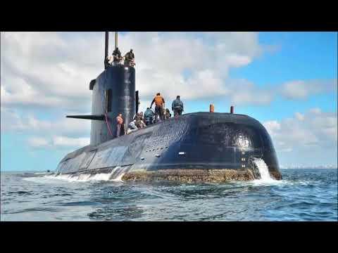 Search Underway for Argentine Navy Submarine With 44