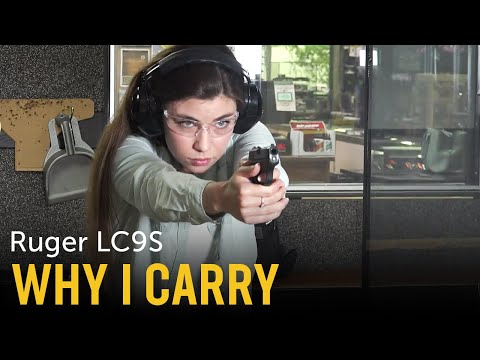 Ruger LC9S 9mm   My Everyday Carry (EDC)   Concealed Carry   Why I Carry