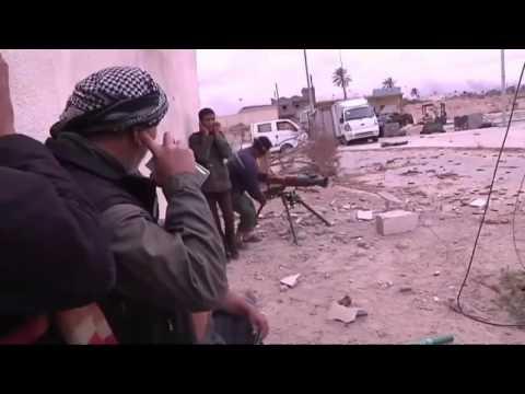 Misrata: a symbol of resistance against Gaddafi