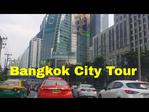 Bangkok City Tour || Bangkok City Tour 2018 || Bangkok Capital City of Thailand 2018