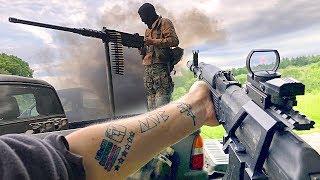 Airsoft War: Middle East Warfare | TrueMOBSTER