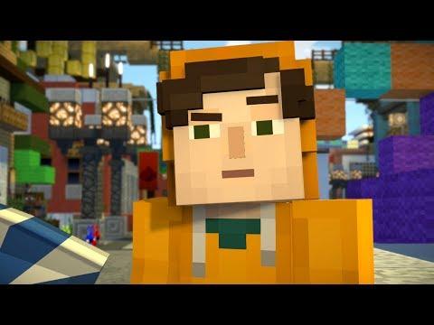 Minecraft Story Mode - I'm Back! -  Season 2 - Episode 1 1