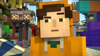 Minecraft: Story Mode - I'm Back! -  Season 2 - Episode 1 (1)