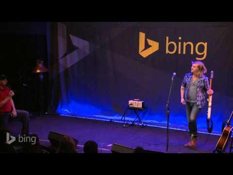 Joey Hyde - Interview (Bing Lounge)