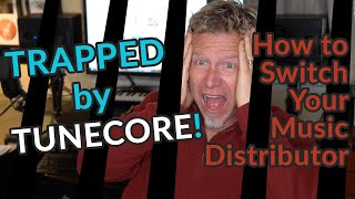 Trapped By TuneCore - Switch your music distributor and save $$$ - Guitar Discoveries #75