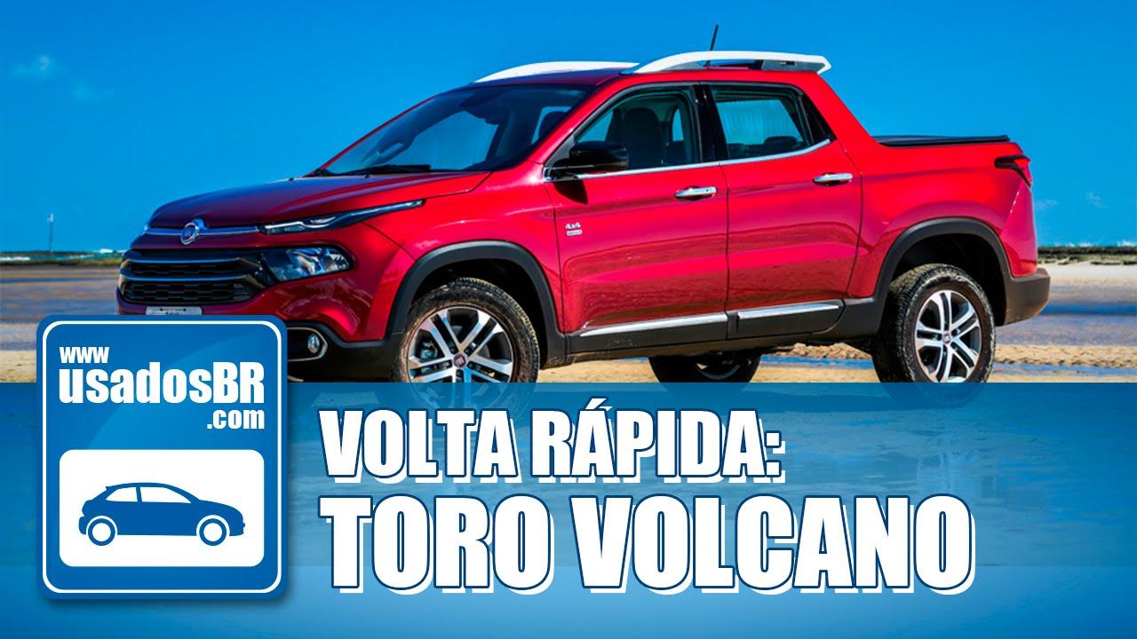 Avalia U00e7 U00e3o Fiat Toro Volcano