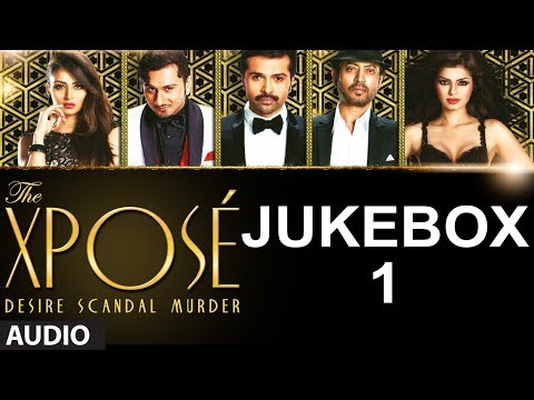 The Xpose Jukebox Full Songs  Himesh Reshammiya  Honey Singh
