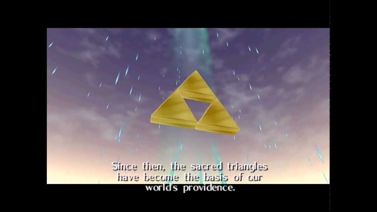 Princess Quotes Wallpaper The Legend Of Zelda Ocarina Of Time Creation Story