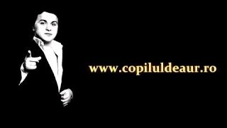 Copilul de Aur - Nu voi renunta (Official Track Colection)