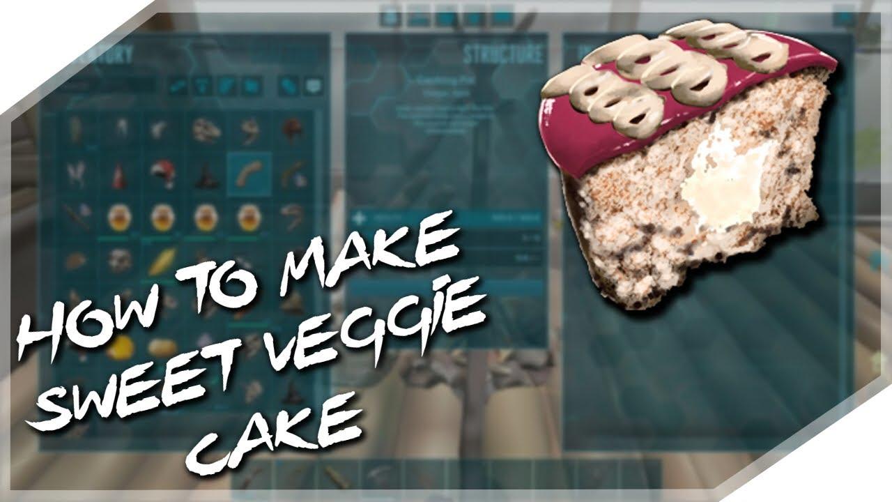 How to make sweet veggie cake in 2017 ark survival evolved how to make sweet veggie cake in 2017 ark survival evolved forumfinder Images
