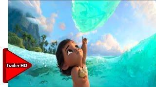 MOANA Official Janpanese Vietsub Trailer #1 2016 - Dwayne Johnson