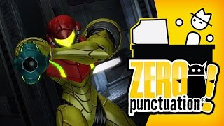 METROID OTHER M (Zero Punctuation) (Video Game Video Review)