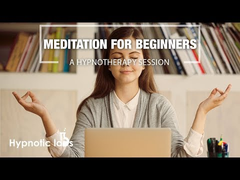 Guided Meditation for Beginners (Deep Relaxation)