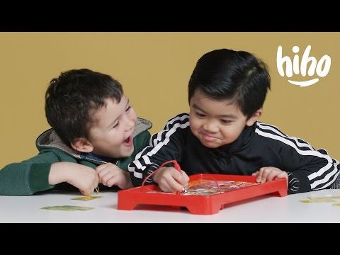 Kids Play Operation
