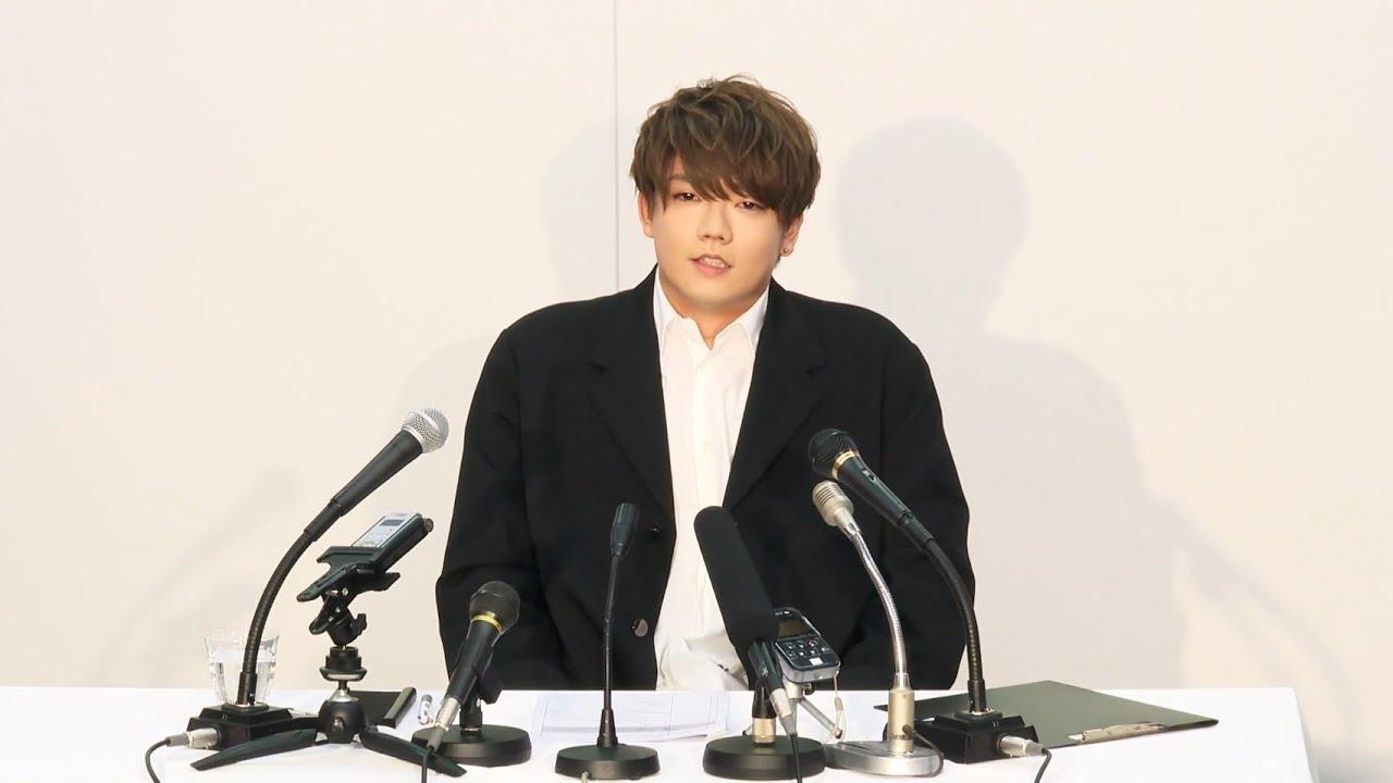 【重大告知】めいちゃん緊急記者会見生放送